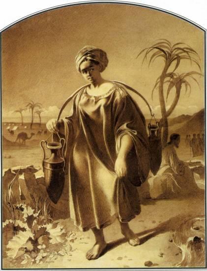 Самарянка, 1856