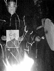 Александра Абдулова может спасти только лечение по древнему магическому обряду - так утверждает бурятский шаман Виктор Цыдыпов.