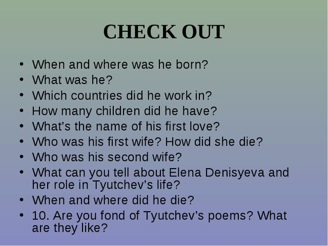 CHECK OUT When and where was he born? What was he? Which countries did he wor...