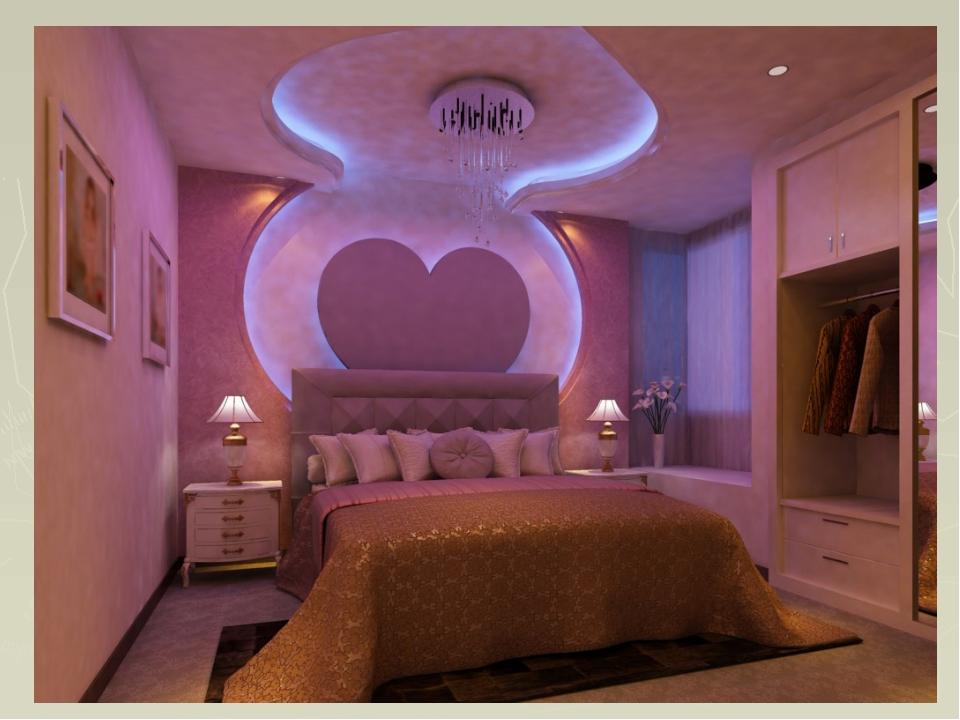 Спальня гипсокартон своими руками
