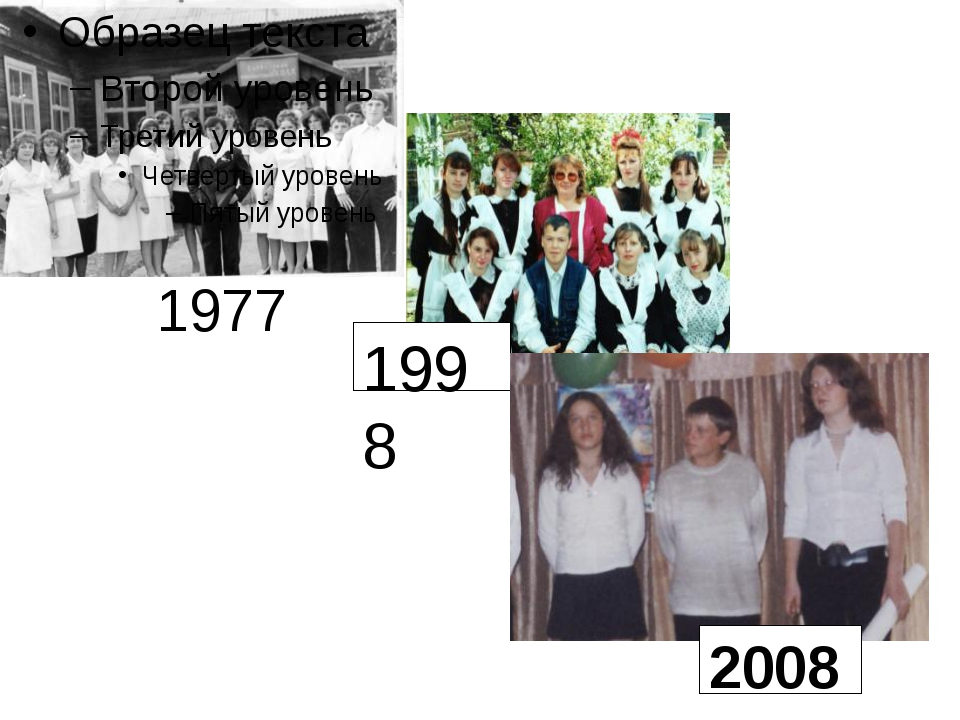1977 1998 2008