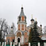 Фотография достопримечательности Церковь Святителя Николая и часовня-усыпальница А. И. Глазунова