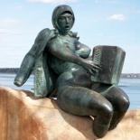 Фотография достопримечательности Памятник русалке