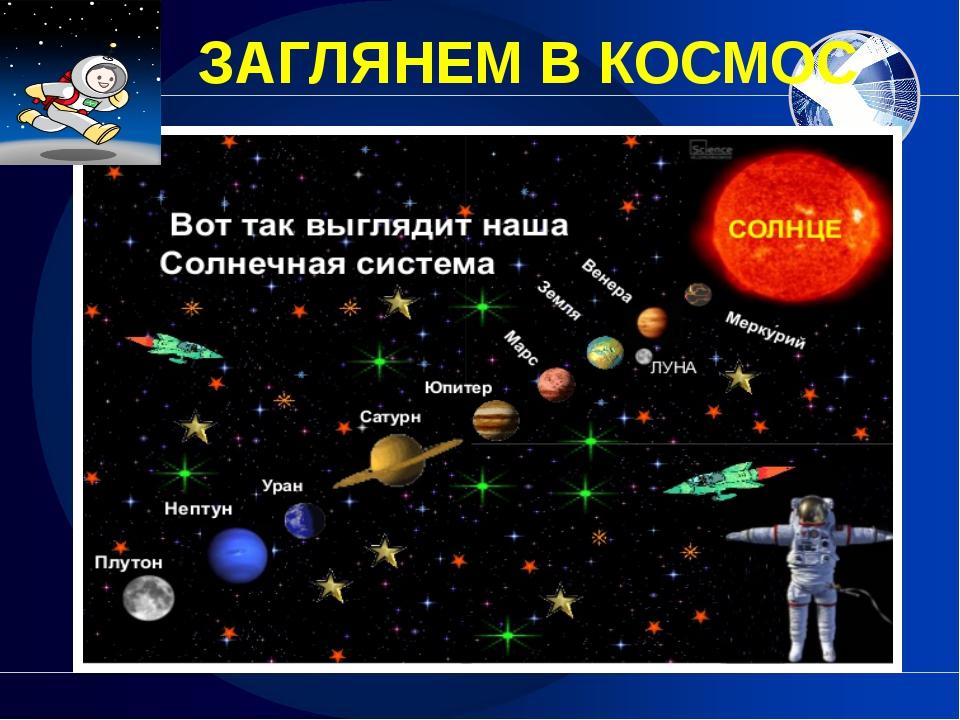 ЗАГЛЯНЕМ В КОСМОС Какие геометрические тела напоминают планеты Солнечной сист...