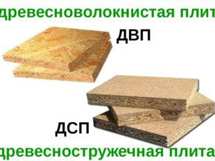 древесностружечная плита древесноволокнистая плита ДСП ДВП
