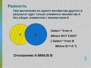 Рабочая тетрадь. Задание 1 (лаб. № 6) ПредложениеSQL Описание Обязательное S