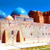 Turkestan city. Kazakhstan photos