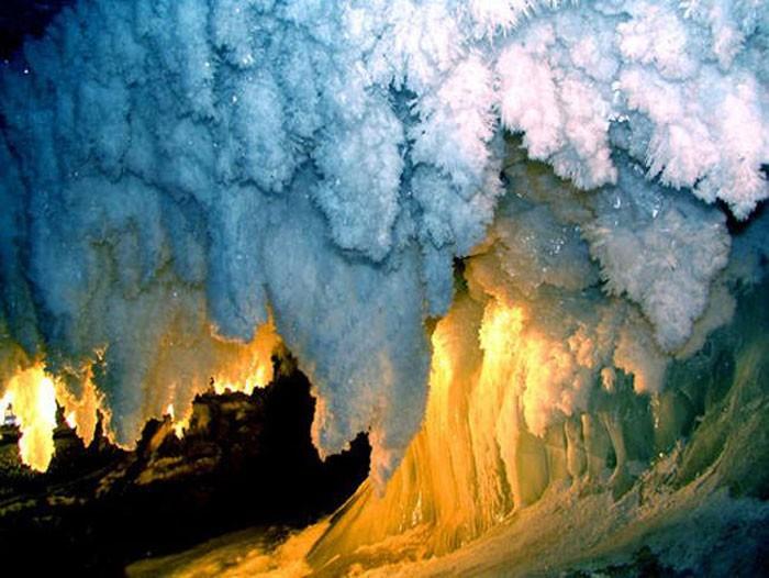 Фото пещер
