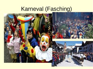 Karneval (Fasching)