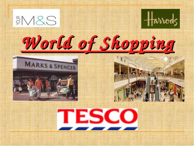 World of Shopping
