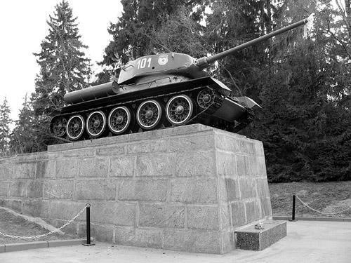 History of Zelenograd- Monuments of Zelenograd