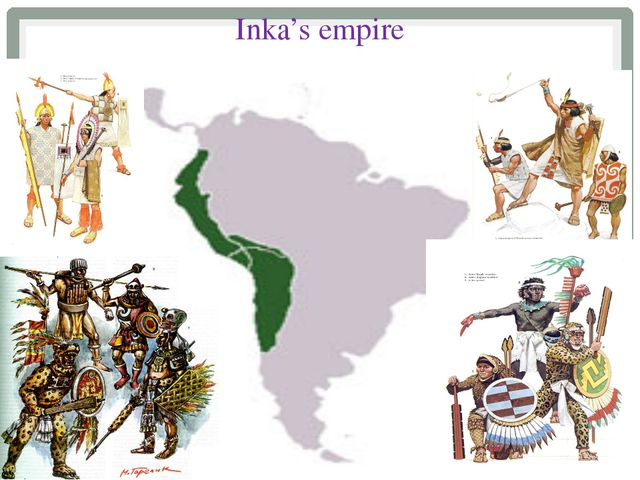 Inka's empire
