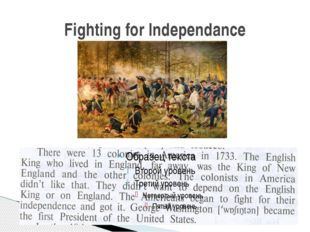 Fighting for Independance