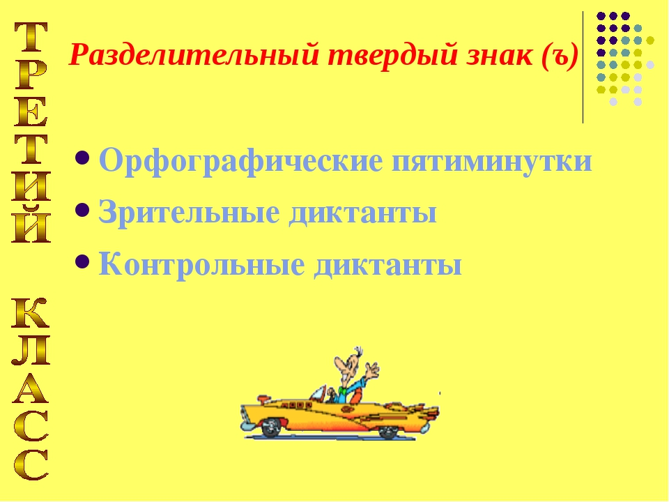 Орфографические пятиминутки Зрительные диктанты Контрольные диктанты Разделит...