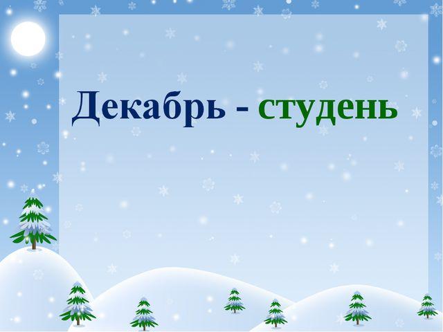 студень