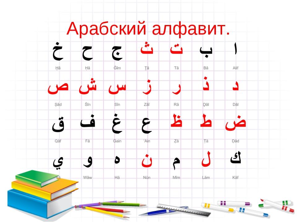арабский алфавит с переводом на русский картинки бокалы для вина