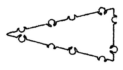 треугольник равнобедренный