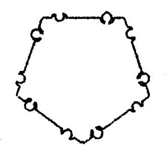 пятиугольник маленький