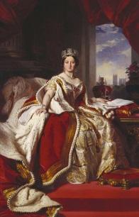 http://upload.wikimedia.org/wikipedia/commons/8/85/Victoria_in_her_Coronation.jpg