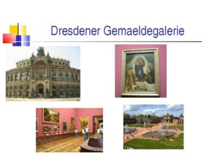 Dresdener Gemaeldegalerie