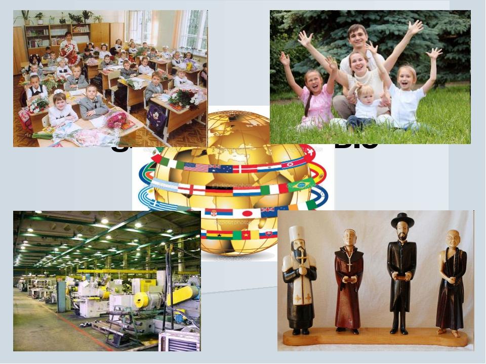 §2. Социальные институты