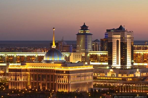 Астана - Қазақстанның елордасы
