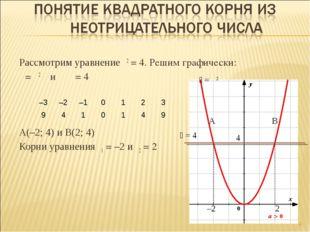 Рассмотрим уравнение