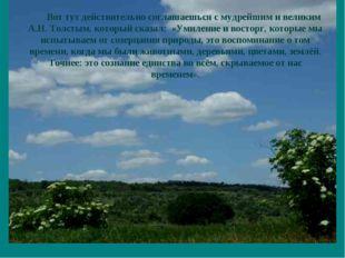 Вот тут действительно соглашаешься с мудрейшим и великим А.Н. Толстым, которы