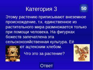 Категория 4 1.Афина Парфенос – Фидий 2.Венера Милосская – Агесандр 3.Зевс Оли