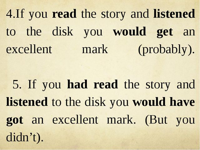 4.If you read the story and listened to the disk you would get an excellent...