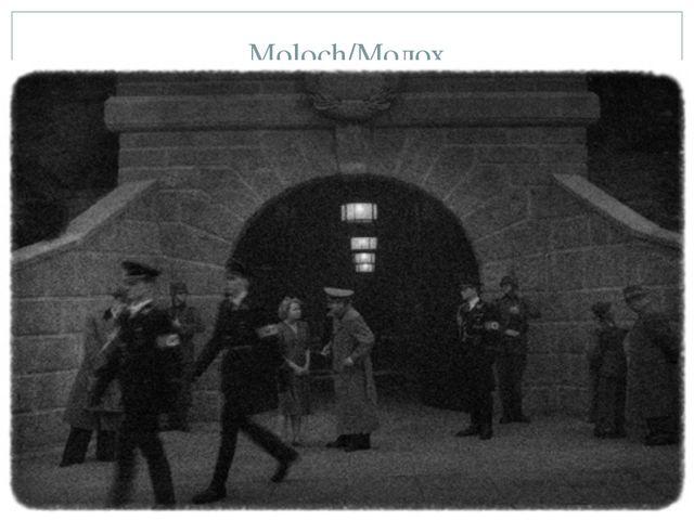 Moloch/Молох Release year: 1999 Director: Alexander Sokurov Drama 'Moloch' te...
