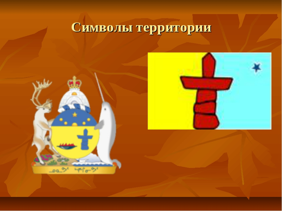 Символы территории