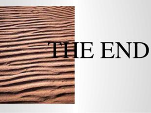 THE END compiled by A.A. Bleim-Stegailo