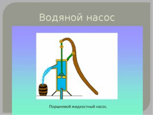Водяной насос