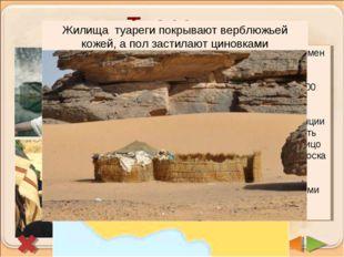 Туареги Важнейшие из берберийских племен Северной Африки. Они живут во всей п