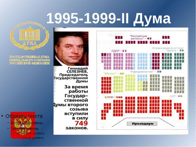 1995-1999-II Дума