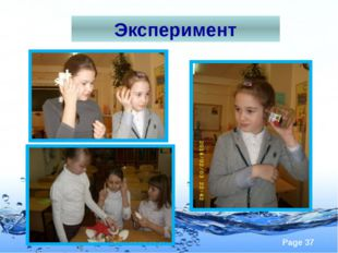 Эксперимент Page