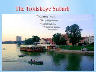 The Troitskoye Suburb