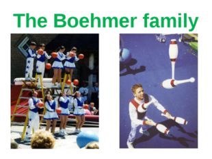 The Boehmer family