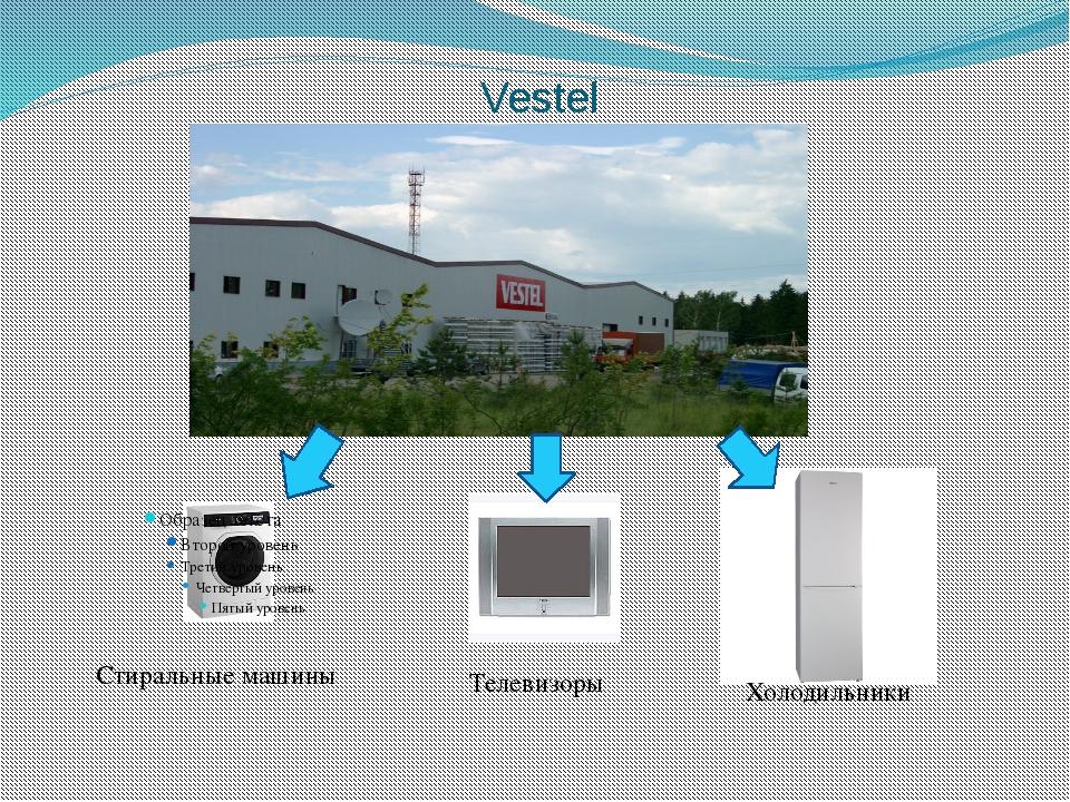 Vestel Стиральные машины Телевизоры Холодильники