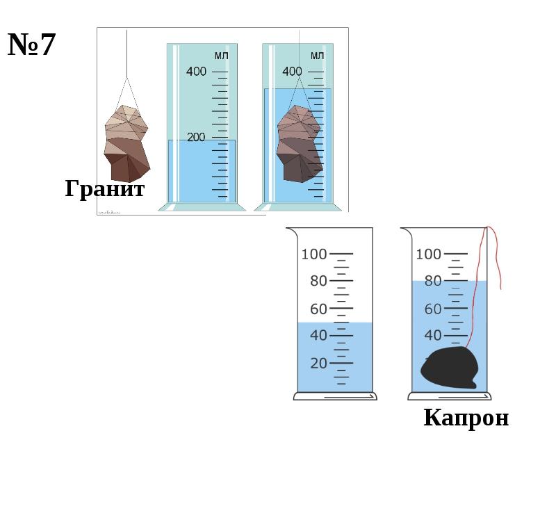 Гранит Капрон №7