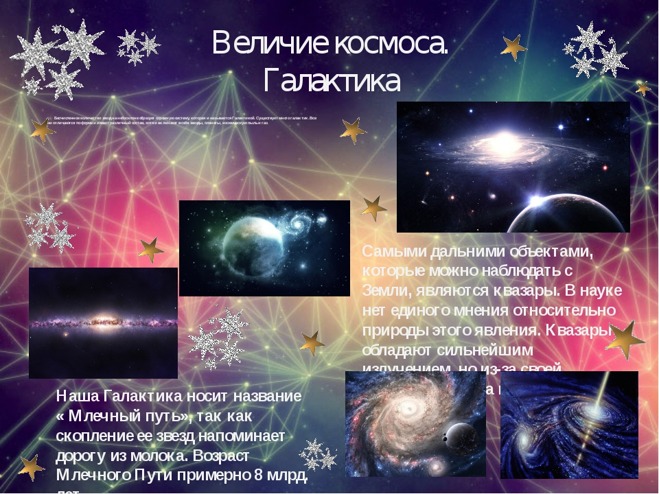 Величие космоса. Галактика Бесчисленное количество звезд на небосклоне образу...