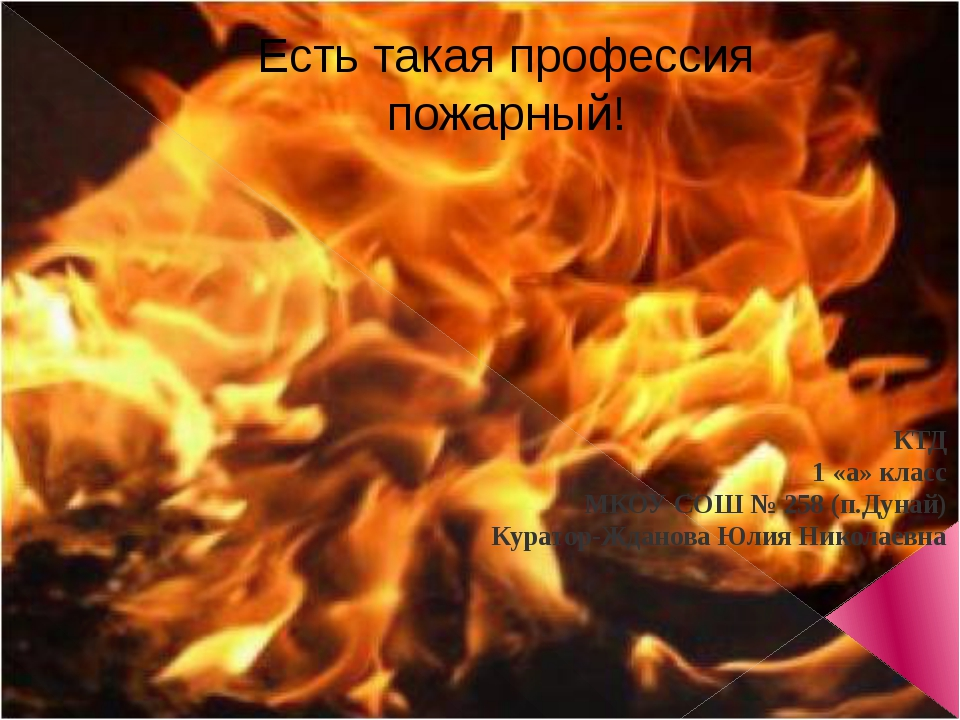 КТД 1 «а» класс МКОУ СОШ № 258 (п.Дунай) Куратор-Жданова Юлия Николаевна Есть...