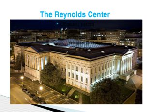 The Reynolds Center