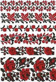 Картинки по запросу особенности вышивки по регионам украины