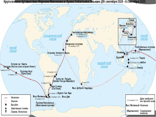 Magellan_Elcano_Circumnavigation-ru.svg (SVG-файл, номинально 2249 × 1181 п...