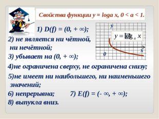 Задание №2 Решите уравнение и неравенства: x y 0 1 1 - 1 Ответ: х = 1 Ответ:
