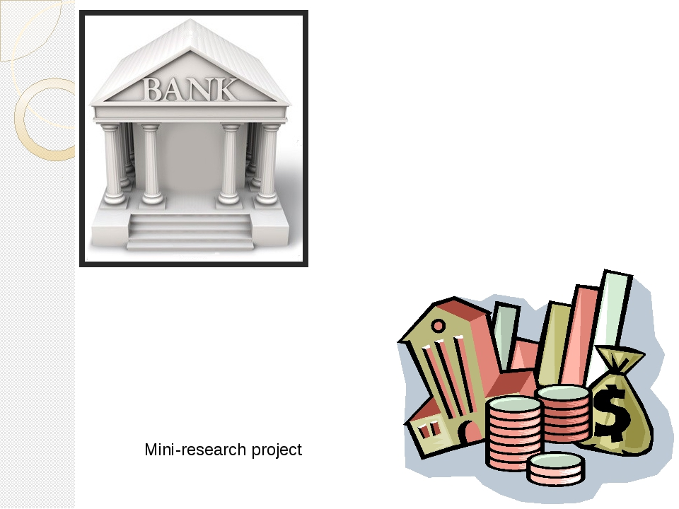 Banking and finance Mini-research project