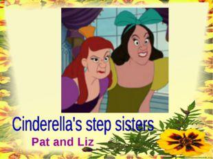 Pat and Liz