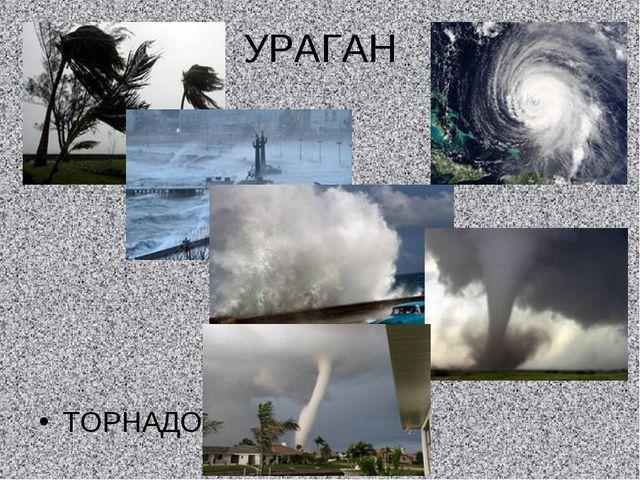 УРАГАН ТОРНАДО (СМЕРЧ)